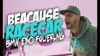 Download JP Performance - Because Racecar | BMW E30 M3 Folierung Video