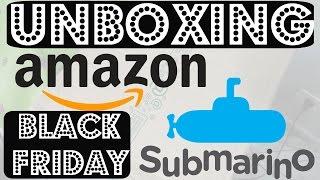 Download UNBOXING BLACK FRIDAY - Amazon e Submarino Video
