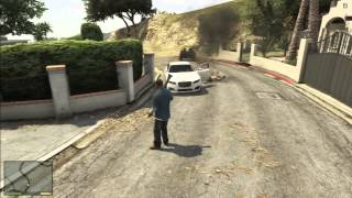 GTA V - All Letter Scrap Locations (01-25) (A Mystery