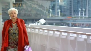 Download 88-year-old retires and lives on cruise ship Video