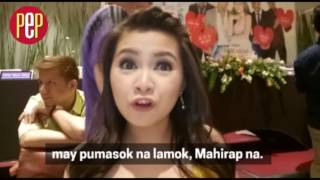 Download Barbie Forteza talks about her ″nilamok na relationship″ Video