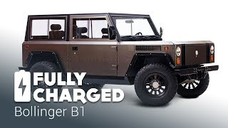 Download Bollinger B1 100% electric sport utility truck | Fully Charged Video