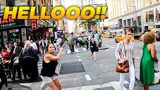 Download NYC Cycling Incidents Compilation 6 - Late Summer 2018 (Jaywalkers, Wrong Way Cyclists, Traffic Jam) Video