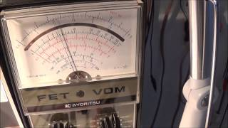 Download 8 OHM POWER RESISTOR IMPEDANCE TEST Video
