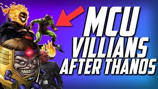 Download 5 Potential MCU Villains After Thanos Video