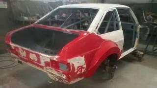 Download Ford escort MK2 rally restauracion ourense Video