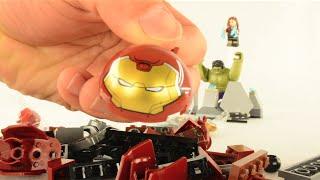 Download LEGO Hulkbuster Smash 76031 Let's Build! Video