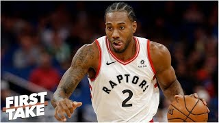 Download Kawhi Leonard is the 2nd-best player in the NBA - Max Kellerman   First Take Video