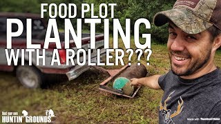 Download New Method for Planting Food Plots - Roll Your Seed! S8 #13 Video