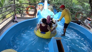 Download Coaster Tower Water Slide at Wet World Water Park Video