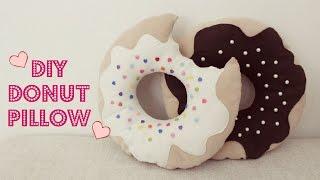 Download DIY Donut Pillow | Jtru Video