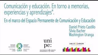 Download Entrevista a Daniel Prieto Castillo: En torno a memorias, experiencias y aprendizajes Video