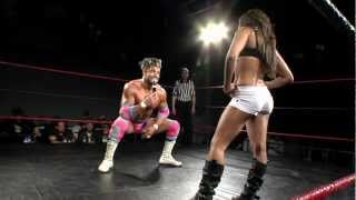 Download Robbie E vs Rosita Dance Off from FWE The Big Kabosh Video