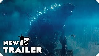Download GODZILLA 2 Trailer 2 (2019) King of the Monsters Video