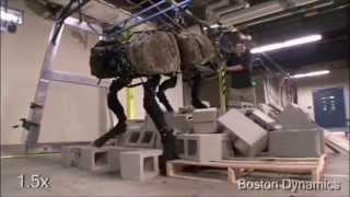 Download Boston Dynamics All Prototypes Video
