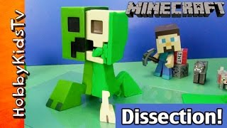 Download Play Doh Minecraft Creeper Take Apart Video