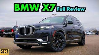 Download 2019 BMW X7: FULL REVIEW + DRIVE | Meet BMW's Rolls-Royce Cullinan! Video