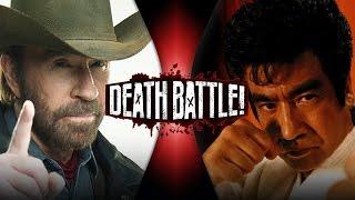 Download Chuck Norris VS Segata Sanshiro | DEATH BATTLE! Video