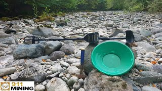 Download Gold Panning, Finding Au & Prospecting New Creeks Video