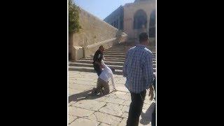 Download Rabbi Jeremy Gimpel Arrested on Temple Mount Video