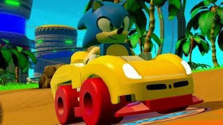 Download LEGO Dimensions - Sonic Speedster & The Tornado Vehicle Showcases Video