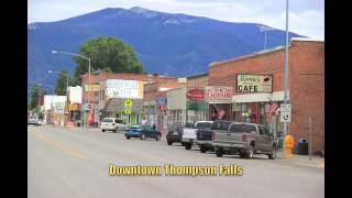 Download IN AND AROUND THOMPSON FALLS Video