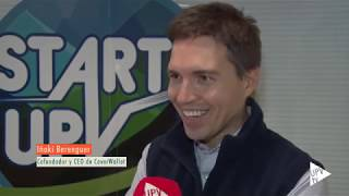 Download CoverWallet en el StartUPV - Noticia @UPVTV, 09-11-2018 Video