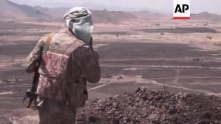 Download Yemeni troops secure camp after Houthi rebels flee Video
