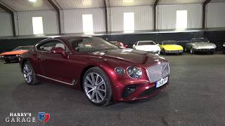 Download 2018 Bentley Continental GT full review 6.0litre W12, 626bhp Video