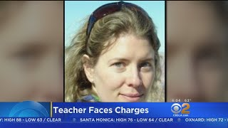 Download Teacher Accused Of Sex With Student Faces Drug Charges Video