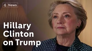 Download Hillary Clinton on Weinstein, Trump's threat to world peace and losing (Extended interview) Video