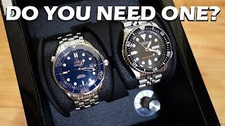 Download Do you need a Watch Winder? Automatic Winder Review & Discussion - Perth WAtch #63 Video