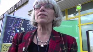 Download Conferenza GARR 2011 intervista a Paola Gargiulo Video
