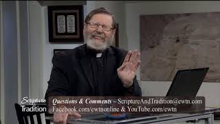 Download Scripture and Tradition with Fr. Mitch Pacwa - 2020-01-14 - 01/14/2020 Video