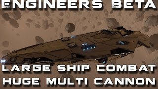 Download Big Ship Combat and the Huge Multi Cannon S4 EP 34 Video