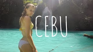 Download BEAUTIFUL WATERFALLS / SWIMMING WITH WHALE SHARKS IN THE PHILIPPINES! - Cebu Video