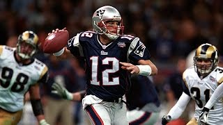 Download Super Bowl XXXVI: Rams vs. Patriots highlights Video