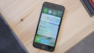 Download Cool New Uses for 3D Touch in iOS 10! Video