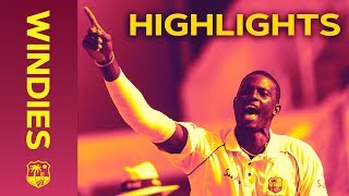 Download Holder Inspires Series Win - Windies v Bangladesh 2nd Test Day 3 2018 | Extended Highlights Video
