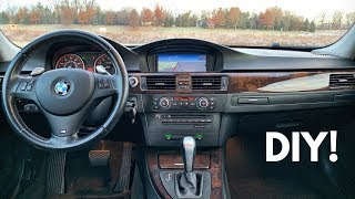 BMW NBT retrofit in an E92 Free Download Video MP4 3GP M4A - TubeID Co