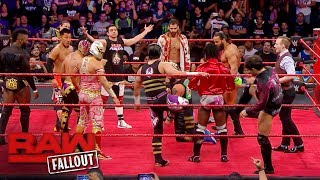 Download Braun Strowman and the Cruiserweights lay waste to Enzo Amore: Raw Fallout, Sept. 25, 2017 Video