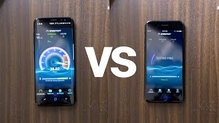 Download Is the iPhone 7 faster than the Galaxy S8? Video