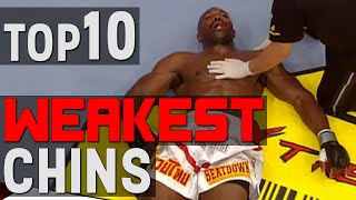 Download TOP 10 Weakest Chins In MMA Video