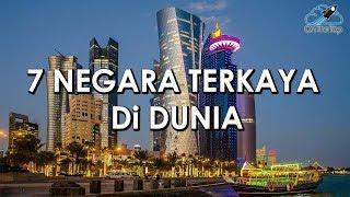 Download 7 NEGARA TERKAYA DI DUNIA ! Video