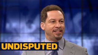 Download Chris Broussard: The Cleveland Cavaliers need a dose of adversity | UNDISPUTED Video