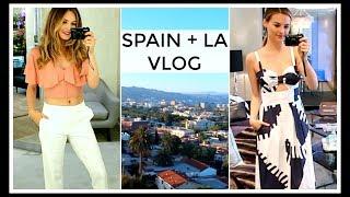 Download WEEKLY VLOG IN SPAIN + LA | Niomi Smart Video