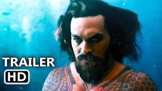 Download JUSTICE LEAGUE ″Aquaman Underwater″ Trailer (2017) Jason Momoa, Movie HD Video