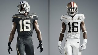 Download Nike To Debut New Uniforms at 2016 Pro Bowl | NFL Fan Pass Video