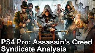 Download [4K] Assassin's Creed Syndicate PS4 Pro vs PS4 vs PC Graphics Comparison Video