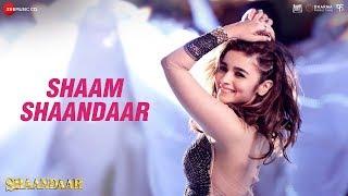 Download Shaam Shaandaar - Full Video | Shaandaar | Shahid Kapoor & Alia Bhatt | Amit Trivedi Video